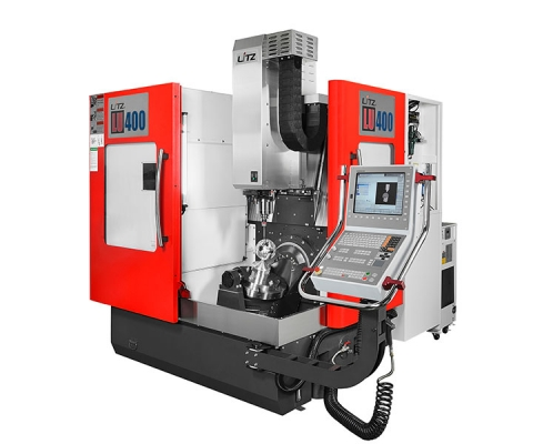 5-Axes Vertical Machining Center
