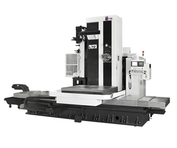 Precise CNC Boring and Milling Machine