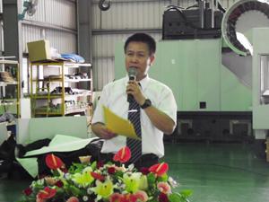 麗馳科技第三生產工廠
