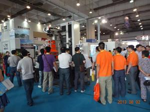 麗馳科技參加青島展