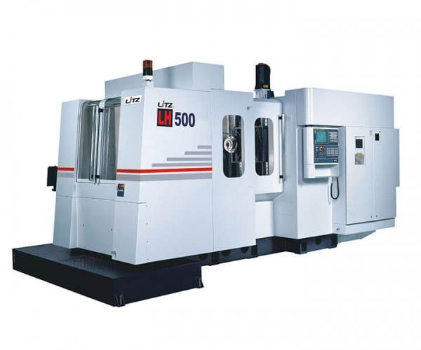 臥式綜合加工中心機 LH-500B