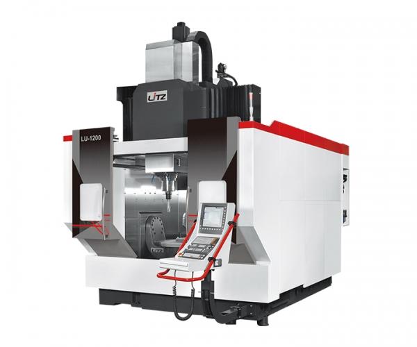 五軸立式綜合加工中心機 LU-1200