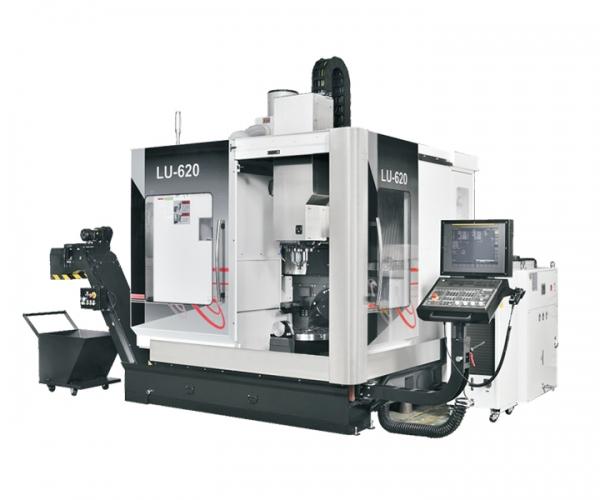 五軸立式綜合加工中心機 LU-620