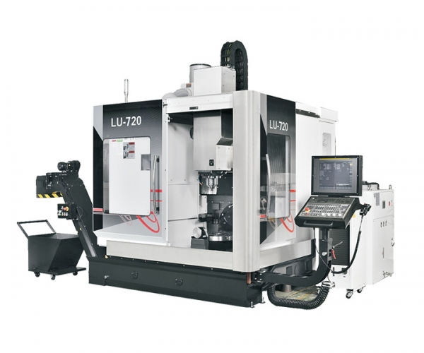 5-Axes Machining Centers