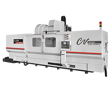 立式綜合加工中心機 CV-3000