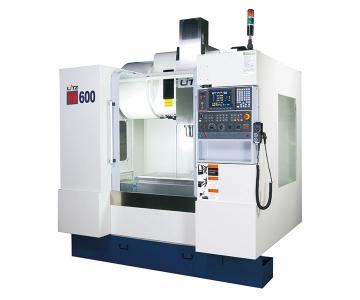 立式綜合加工中心機 DM-600