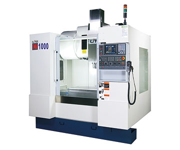 立式綜合加工中心機 DM-1000