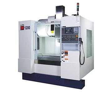 立式綜合加工中心機 DV-1200A