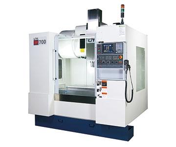 立式綜合加工中心機 DV-700