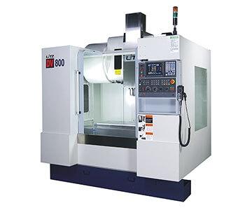 立式綜合加工中心機 DV-800