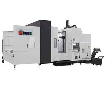 臥式綜合加工中心機 LH-1000