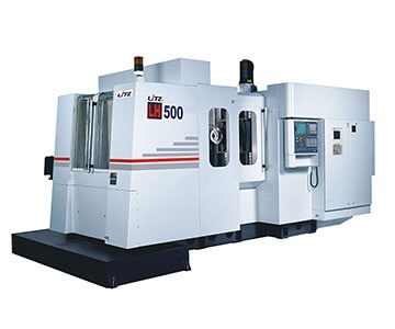 臥式綜合加工中心機 LH-500A
