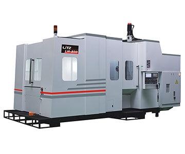 臥式綜合加工中心機 LH-800B
