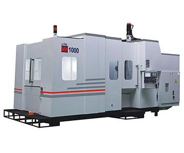 臥式綜合加工中心機 MH-1000B