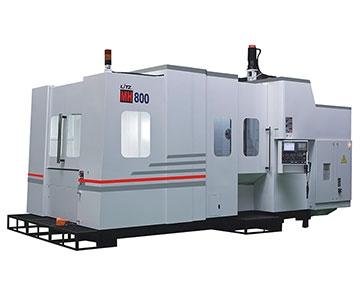 臥式綜合加工中心機 MH-800A