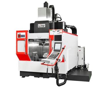 五軸立式綜合加工中心機 LU-800