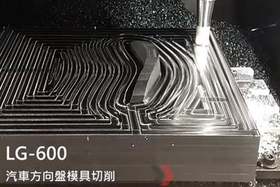 LG-600 Dynamic Cutting