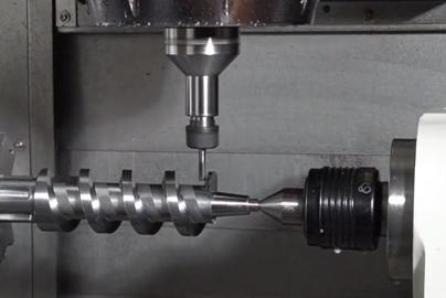 TM-2500-CAPTO Parts Processing
