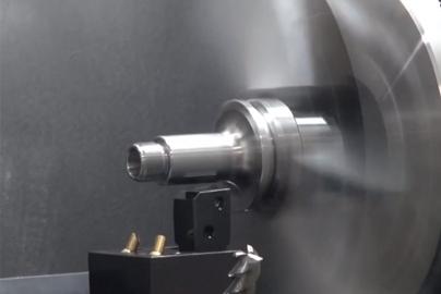 TM-2500STM Multi-axis machining
